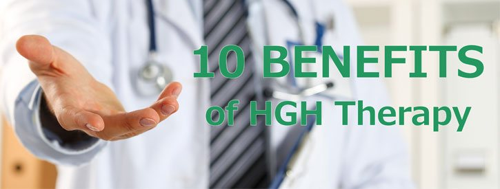 10 Benefits Of Human Growth Hormone (HGH) Therapy